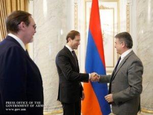 Премьер-министр Армении: Международный форум «Антиконтрафакт – 2016» – важная и необходимая площадка для стран ЕАЭС