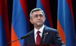 Президент Армении: Карен Карапетян останется премьер-министром и после парламентских выборов 2017 года