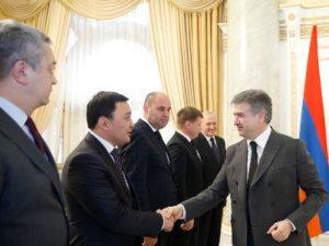 Премьер-министр Армении: Таможенный кодекс станет одним из основных документов нормативно-правового поля ЕАЭС