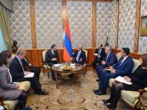 Президент Армении и вице-президент Европейского инвестиционного банка обсудили вопросы сотрудничества