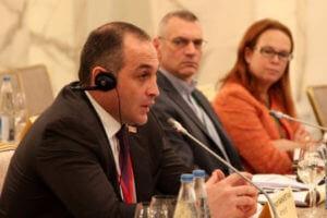 Вопрос армянского депутата на ПА НАТО в Стамбуле вызвал гнев главы МИД Турции