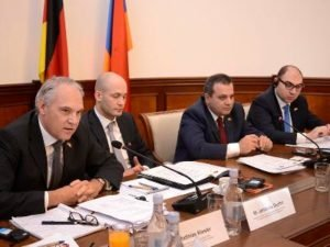Германия предоставит Армении 54 млн. евро
