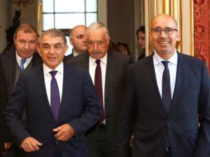 Госсекретарь Франции принял армянских депутатов