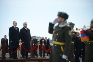 Foreign Policy: Армения в буквальном смысле объединяет силы с Россией