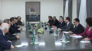 Глава МИД Армении и российские парламентарии обсудили процесс урегулирования карабахской проблемы