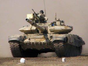 Армения предложила создать у себя центр модернизации танков Т-72