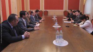 В парламенте Сирии обсуждается вопрос признания Геноцида армян
