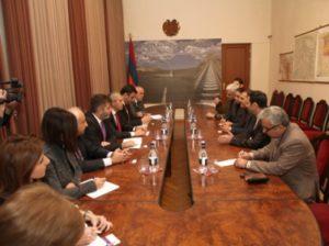 Министр: Между Арменией и Ираном может сложиться серьезное сотрудничество в области нанотехнологий