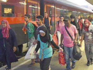 В Германии резко увеличилось количество соискателей убежища из Турции