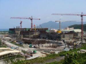 На стройке электростанции в Китае погибли более 40 человек