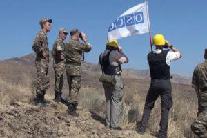 В направлении села Талыш состоится мониторинг ОБСЕ