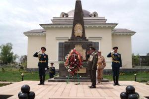 В Армении отметили 212-ю годовщину образования русского военного гарнизона