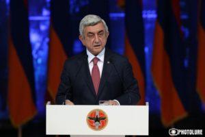 Президент Армении доволен зарегистрированными в течение 9 лет экономическими показателями
