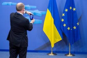 Евросоюз одобрил введение безвизового режима с Украиной