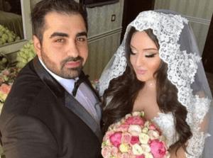 Самый известный российский визажист Гоар Аветисян вышла замуж в Ереване