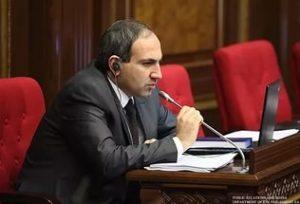 Депутат Пашинян: Азербайджан заявил о росте военных расходов на 60% – не после наших Искандеров?