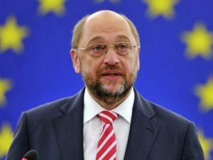 Мартин Шульц хочет стать канцлером Германии