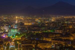 Ереван возглавил десятку самых популярных турнаправлений россиян в 2016 году