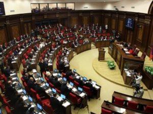 В новом парламенте Армении оппозиция сможет выносить на повестку вопросы вне очереди