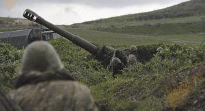 В Нагорном Карабахе ранены два военнослужащих –контрактника