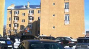 Еще 100 бездомных семей получили квартиры (Видео)