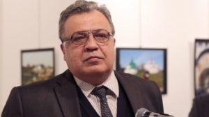 Посол России в Турции умер после покушения в Анкаре