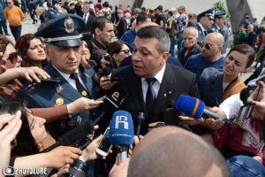 Президент Армении присвоил новые звания начальнику полиции и главе СНБ