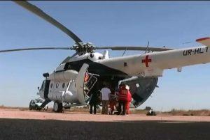 Раненого в Арцахе солдата перевезли в Ереван