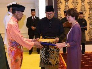 Король Малайзии: Для нас важно развитие отношений с Арменией