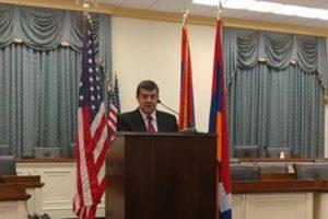 Премьер-министр НКР находится с рабочим визитом в США