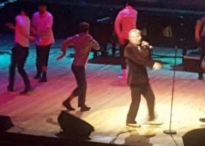 На концерте Сосо Павлиашвили в Баку азербайджанцы устроили потасовку, скандируя лозунги «Карабах, Карабах!»