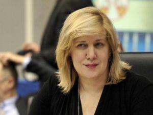 Дунья Миятович высоко оценила усилия Армении по обеспечению свободы слова и СМИ