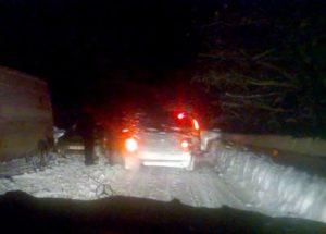 В Республике есть закрытые и труднопроходимые дороги
