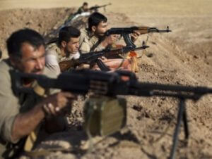 Курдские ополченцы ликвидировали трех турецких оккупантов