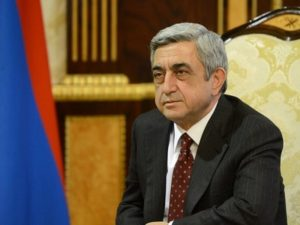 Указами президента Армении созданы новые рабочие группы