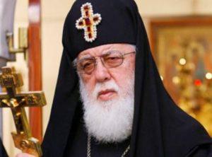 Состоялась встреча министра обороны Армении с Католикосом-Патриархом всея Грузии Илией II