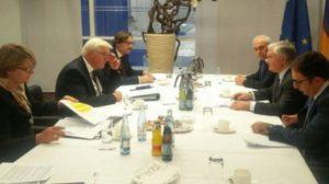 Налбандян и Штайнмайер встретились в Гамбурге