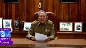Рауль Кастро обещал кубинцам защищать родину и социализм