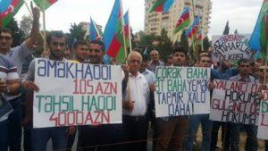 Кризис в Азербайджане: Оппозиция предрекает социальный бунт из-за подорожания газа и электроэнергии