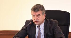 Премьер Армении назначил нового начальника Госслужбы соцсобеспечения