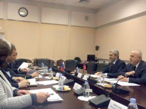 В ближайшее время специалисты «Роскосмоса» посетят Армению