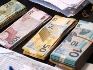 Госбюджет Азербайджана выполнен с дефицитом в 1 млрд