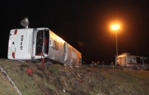 Парламент Армении принял законопроект о цивилизованных автобусных перевозках в Россию