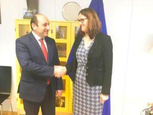 Министр: Зарегистрирован значительный прогресс в переговорном процессе с ЕС
