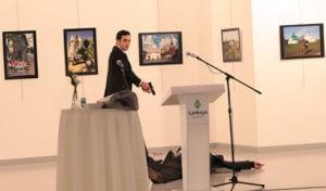 Убийца российского посла в Анкаре оказался офицером полиции
