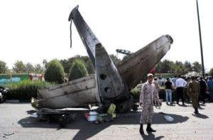 В Пакистане разбился пассажирский самолёт