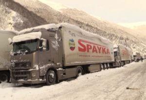 Замминистра транспорта: Грузинские коллеги делают всё возможное для открытия дороги через «Верхний Ларс»