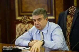 Премьер Армении призвал министра финансов не путать триллионы с миллиардами