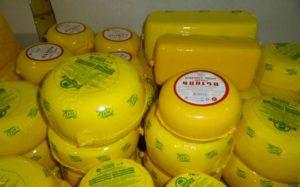 Таширские сыроделы экспортируют 14 сортов сыра в США и РФ