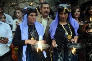 Езиды Армении празднуют Святую Пасху – «Айда Эздит»